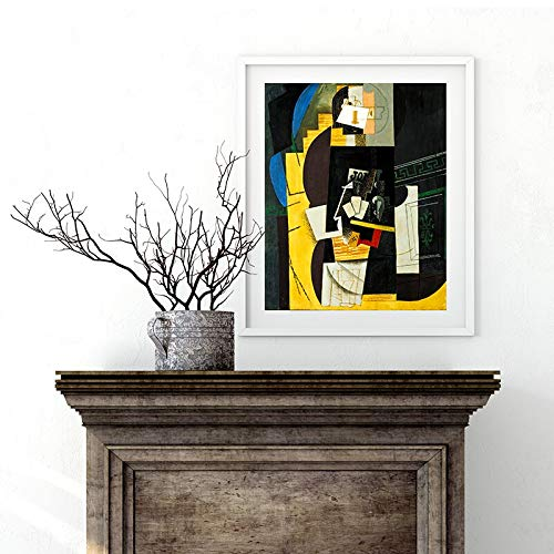 Painter Pablo Classic Art Canvas Print Painting Poster Art Wall Picture For Home Decoration 50x70cm Frameless