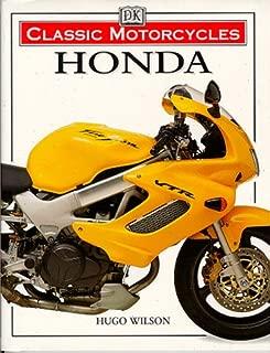 Classic Motorcycles: Honda