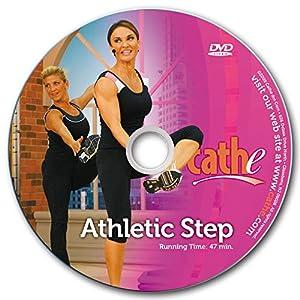 Cathe Friedrich STS Shock Cardio Athletic Step Aerobics Workout DVD
