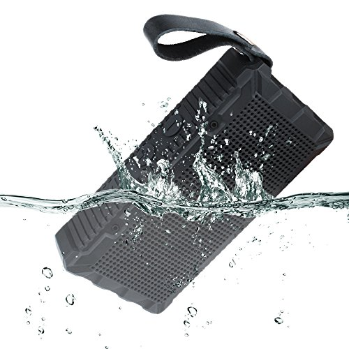 YILON Altavoz portátil Bluetooth- Altavoz Bluetooth Impermeable Apto para Usar al Aire Libre.Mini Altavoz Adecuado para Viajes, Nadar, etc. Función Manos Libres, Compatible con Android e iOS