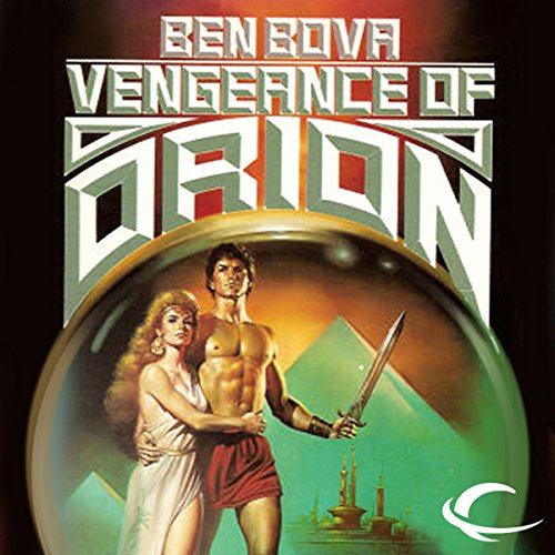 Vengeance of Orion audiobook cover art