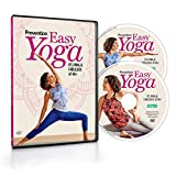 Easy Yoga: The Ultimate Beginner-Friendly Yoga DVD Program to be Fit, Firm, and Fabulous at 40+