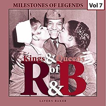 Milestones of Legends: Kings & Queens of R&B, Vol. 7