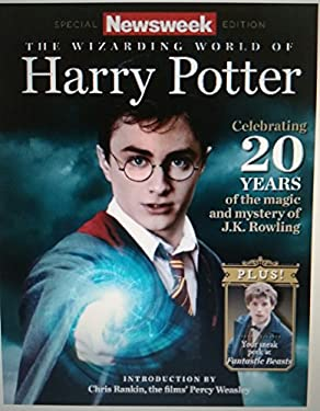 Newsweek The Wizarding World of Harry Potter 2016 (Available 10/14/2016)