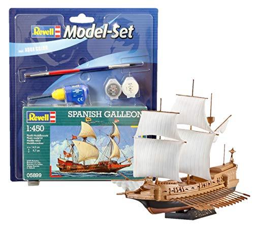 Revell 65899 Model Set Galeón Español 1556