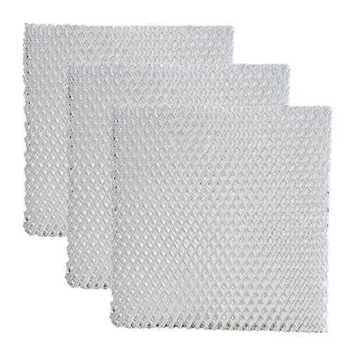 Lxiyu 3-Pack Humidifier Filter Replacement Whole House Humidifier Pads Compatible Honeywell HC22P