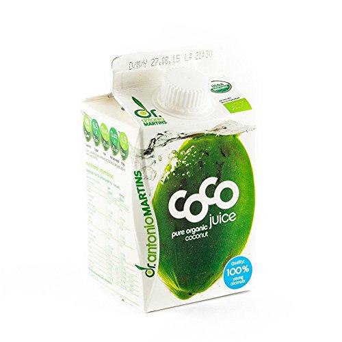 Dr. Antonio Martins Bio Coco Juice Pur (2 x 1000 ml)