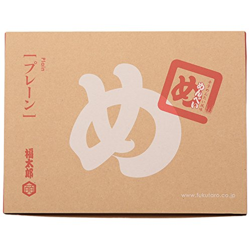 【 福太郎 】 めんべい プレーン (2枚×16袋) 福岡 土産 辛子めんたい 風味 せんべい