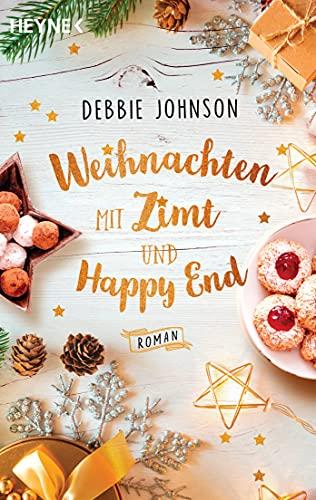 Weihnachten mit Zimt und Happy End: Roman (Comfort Food Café-Reihe 6)