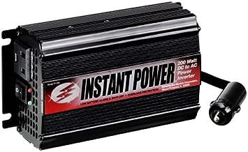 Schumacher PI-200 Instant Power DC to AC Power Inverter - 200 Watts