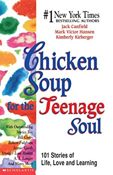 Chicken Soup for the Teenage Soul (Chicken Soup for the Soul) book cover