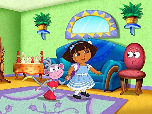 Dora im Wunderland Teil 1