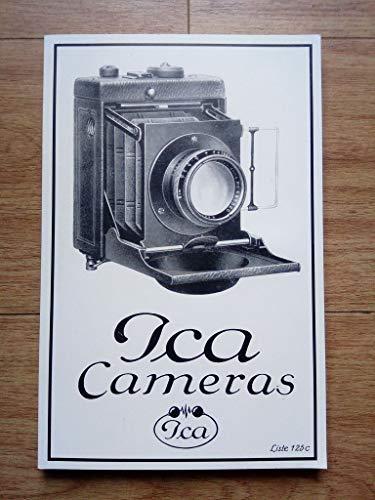 Ica Cameras und Zubehör 1925 (Reprint der Verkaufsliste 125c)