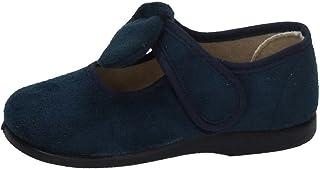 MADE IN SPAIN 155 Zapatillas DE PAÑO NIÑA Merceditas