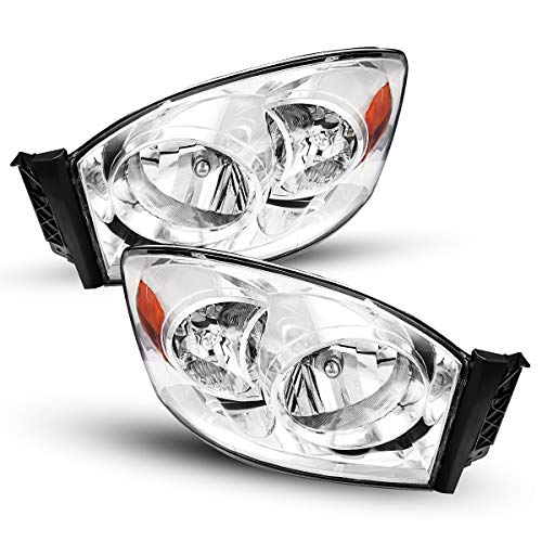 07 dodge ram headlight assembly - 4