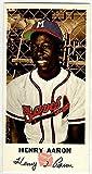HANK AARON HOF 1954 Johnson Cookies Milwaukee...
