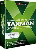 Lexware Taxman 2020 für das Steuerjahr 2019 Minibox Übersichtliche Steuererklärungs-Software für Arbeitnehmer, Familien, Studenten und im Ausland Beschäftigte -