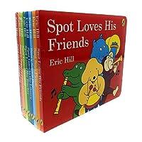 コロちゃん ボードブック8冊セット(Spot's Story Collection - 8 Books
