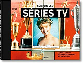 TASCHEN's Favorite TV Shows: The top shows of the last 25 years by J?rgen M?ller (2015-07-05)