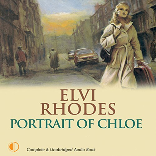 Portrait of Chloe audiobook cover art