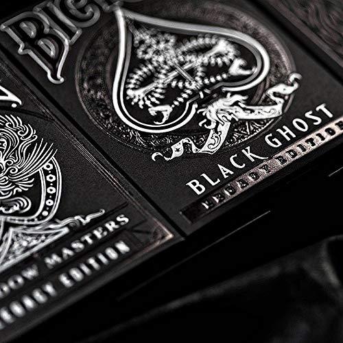 Black Ghost Legacy Edition