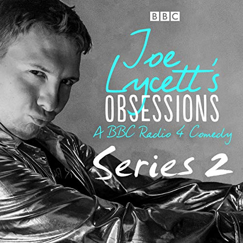 Joe Lycett's Obsessions, Series 2 cover art