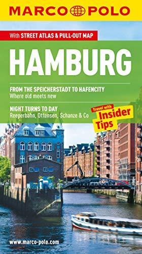 Hamburg Marco Polo Guide (Marco Polo Travel Guides) [Idioma Inglés]