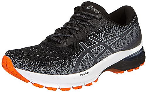 ASICS GT-2000 9 Knit, Zapatillas de Running Hombre, Black Metropolis, 41.5 EU