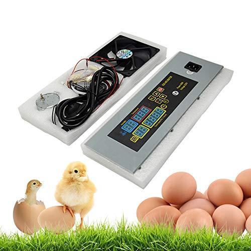 KKmoon Temperaturregler Luftfeuchtigkeit Controller Konstante Temperatur für Brutmaschine Eier Inkubator Eier Inkubationsbox DIY Zubehör