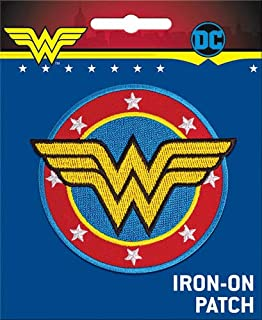 Ata-Boy DC Comics Wonder Woman Logo 3