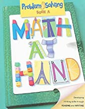 Math at Hand:: Problem Solving, Book A (Great Source Math at Hand)