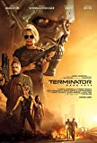 Lionbeen Terminator Dark Fate - Movie Poster - Filmplakat