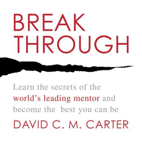 Breakthrough cover art