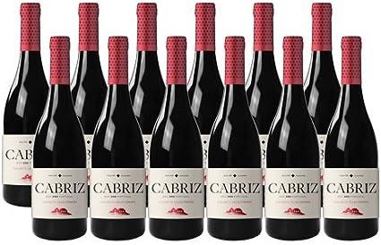 Cabriz Selected Crop - Vino Tinto- 12 Botellas