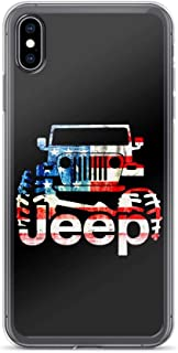 iPhone 7 Plus/8 Plus Pure Clear Case Cover Jeep America