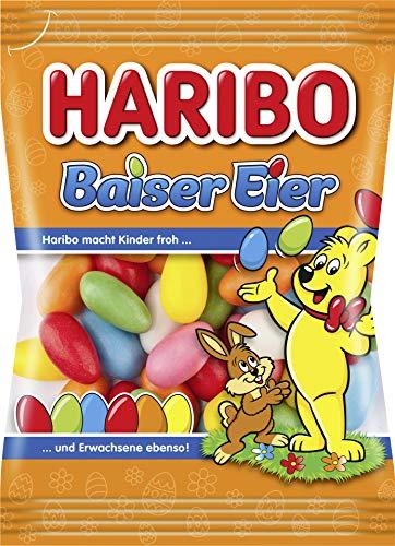Haribo - Baiser-Eier Schaumzucker Dragees - 175g