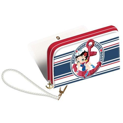 Betty Boop Aktenmappe Damen Handtasche Damentasche Tasche Henkeltasche Love Boat