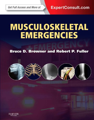 Musculoskeletal Emergencies, 1e
