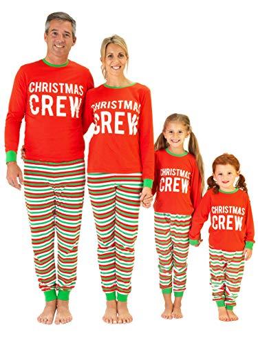 Ping Pop Kids Christmas Pyjamas Red Age 5 to 6 Years
