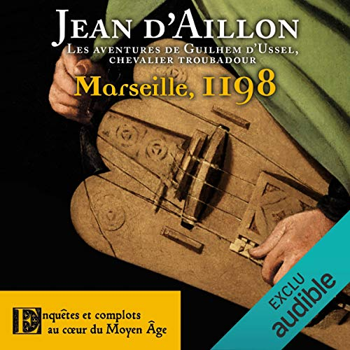 Marseille, 1198 audiobook cover art