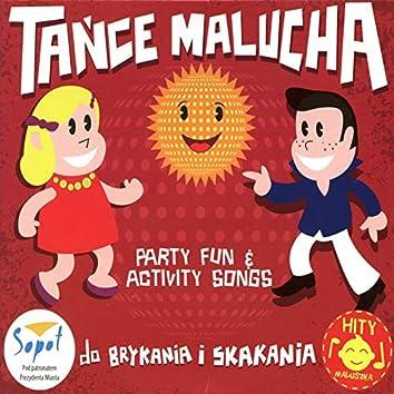 Tańce malucha do brykania i skakania: Party Fun & Activity Songs