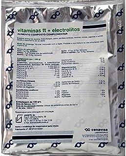 Calier - Vitaminas TT con electrolitos sobre