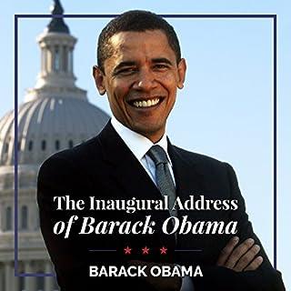 The Inaugural Address of Barack Obama audiobook cover art