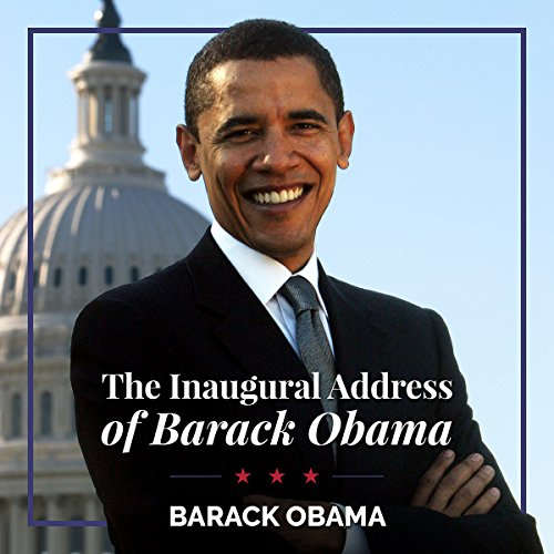 The Inaugural Address of Barack Obama audiobook cover art