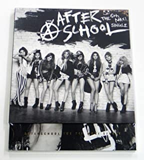 AFTER SCHOOL - First Love (6th Single Album) CD + Photo Booklet + Postcard + Extra Gift Photo
