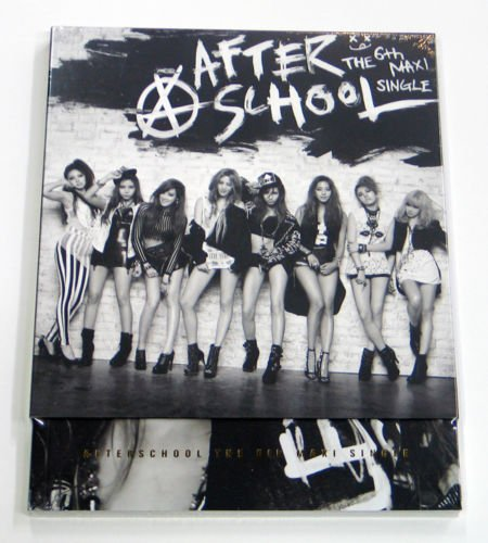 Pledis Entertainment After School - First Love (6Th Single Album) Cd + Photo Booklet + Postcard + Extra Gift Photo
