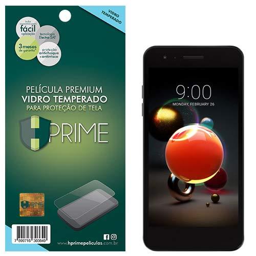 Pelicula de Vidro temperado 9h HPrime para LG K9 TV (K8 2018), Hprime, Película Protetora de Tela para Celular, Transparente