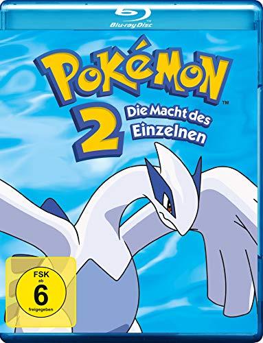 Pokémon 2 - Die Macht des Einzelnen [Blu-ray]