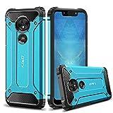 J&D Case Compatible for Motorola Moto G7 Play Case, Heavy