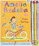 Amelia Bedelia Chapter Book 4-Book Box Set: Books 1-4